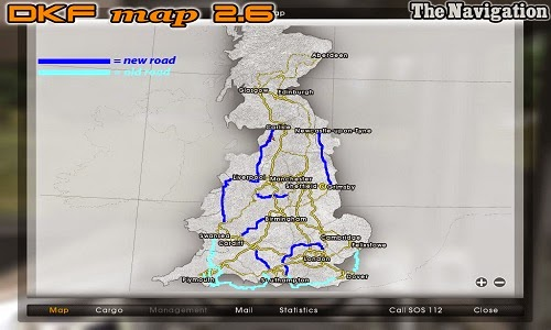 download map game ukts