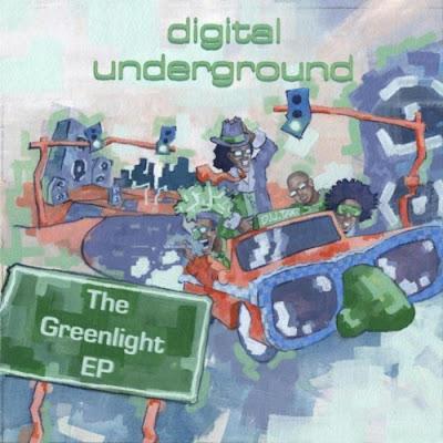 Digital Underground – The Greenlight EP (WEB) (2010) (320 kbps)