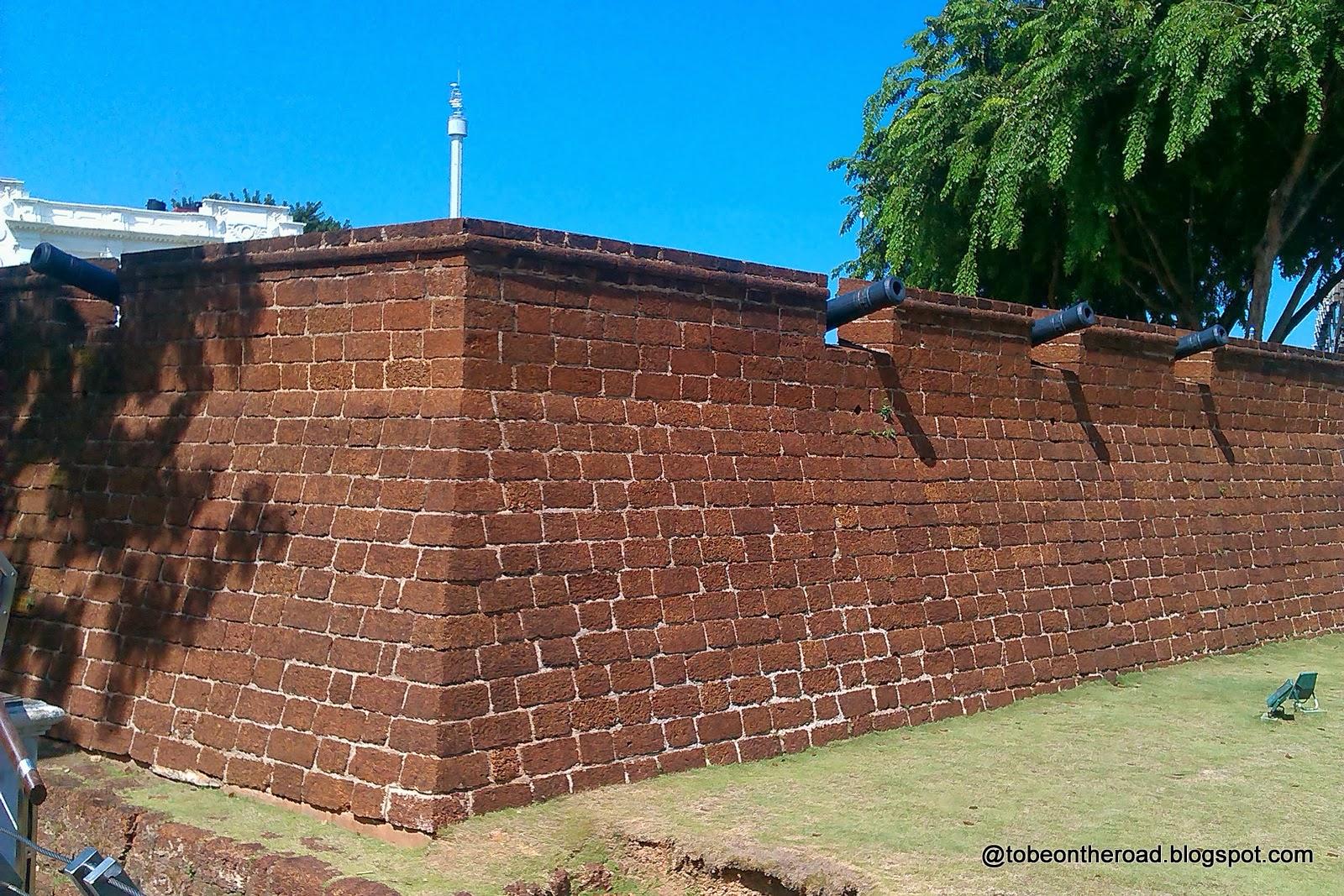 Fort,Canon,Excavation