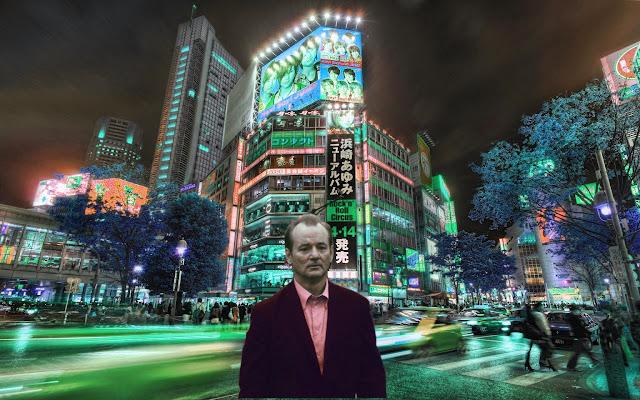 Tokyo es la ciudad de Lost in Traslation