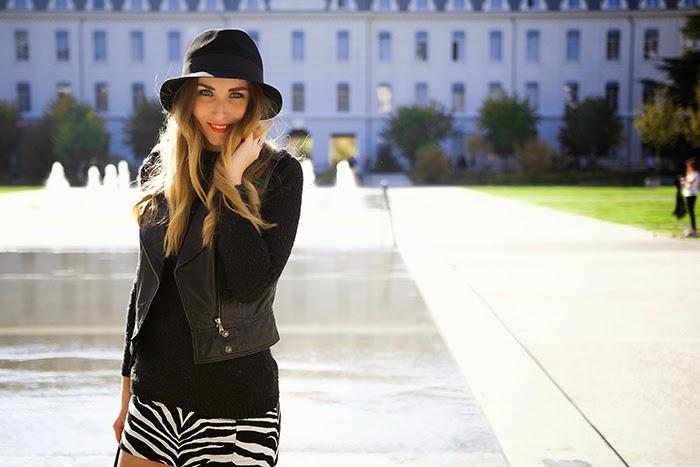 carolanne roux blogueuse mode