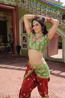 Maryam Zakaria Hot Pics from Telugu Movie Brahmigadi Katha