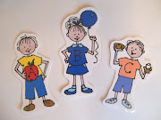 Magnet Board Activities