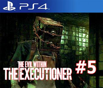 DLC THE EVIL WITHIN THE EXECUTIONER - DETONADO, CLIQUE AQUI: