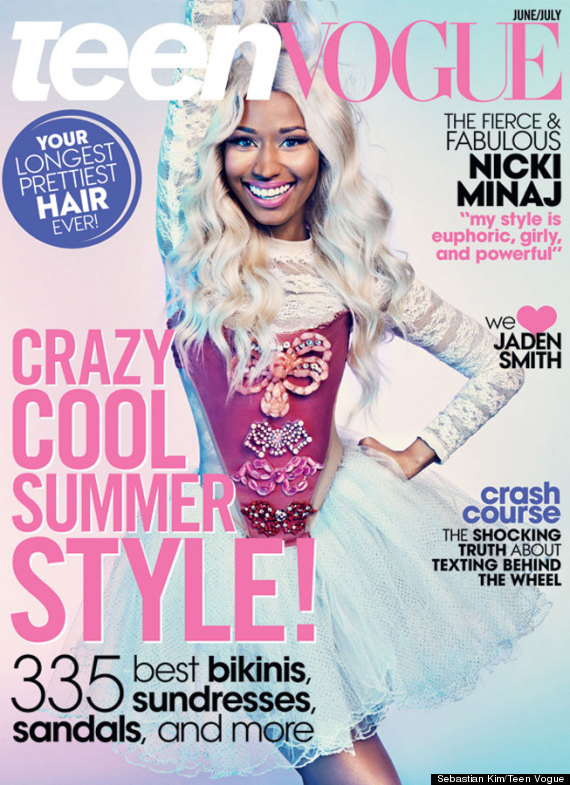 analysis of teen magazines For a teenage girl, too achieve high status a teenage girl would read teen vogue, glamour, or one of those magazines, you see in.