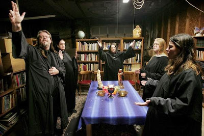 Wiccan To Give Invocation At Iowa House Of Representatives