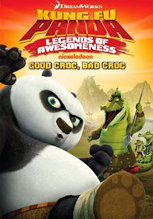 Kung Fu Panda: la leyenda de Po Temporada 1