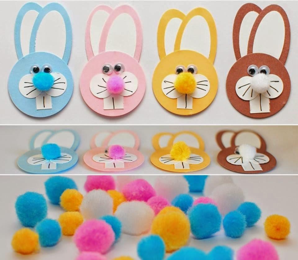 DIY Bricolage Enfants Pâques / DIY Easter Craft for Kids ...