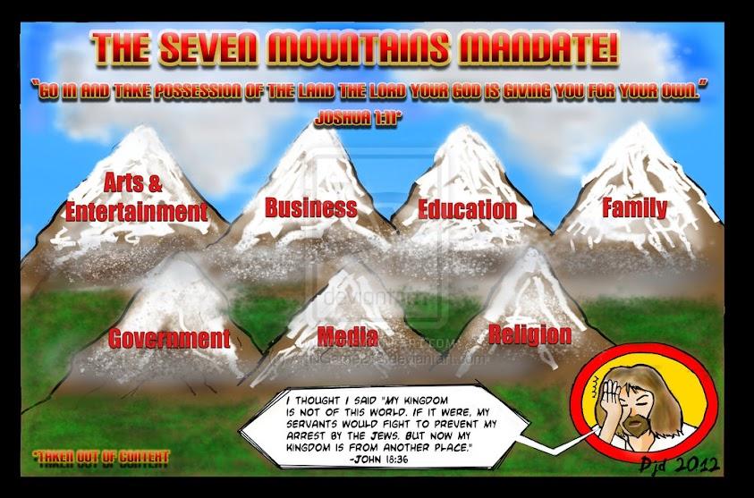 Seven Mountain Madness