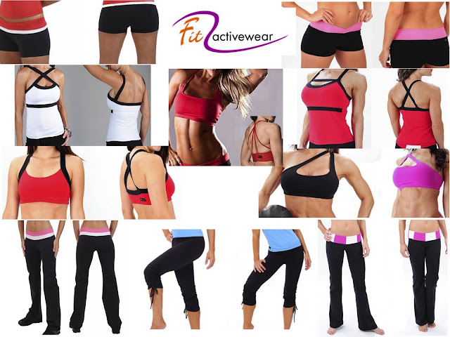 STyle Athletics Fit ACtivewear Workout Clothes Fitness Apparel