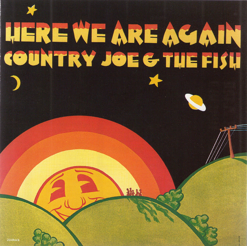 Country Joe The Fish Greatest Hits