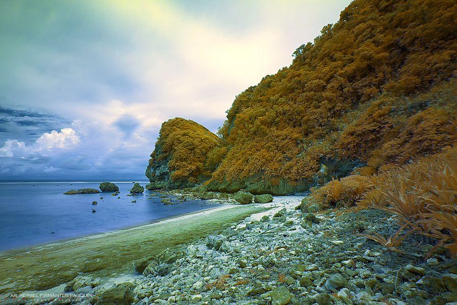 27. Nangaramoan Beach IR by Reiniel Pasquin