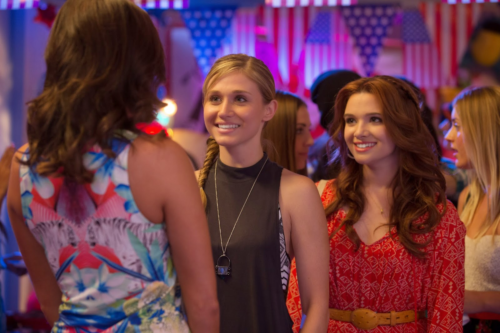 Faking It - Episode 2.03 - Lust in Translation - Promotional Photos