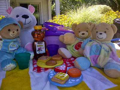 Teddybear Family Pictures