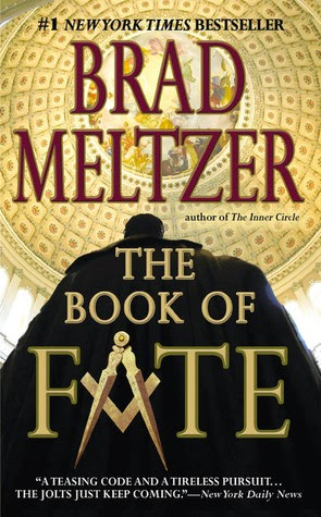 The Book of Fate by Brad Meltzer is a real page turner