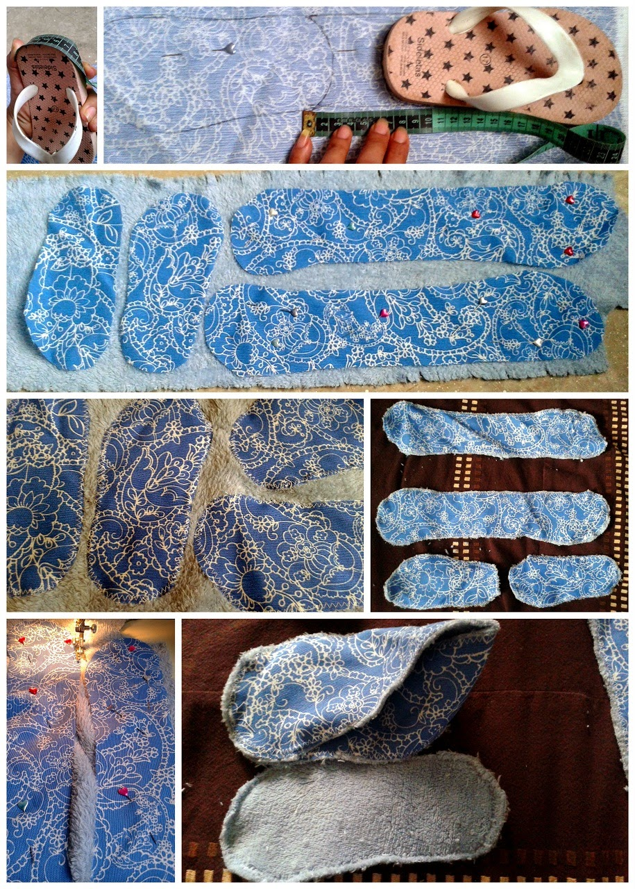 8 Tutoriales para hacer pantuflas para adulto o niño ...