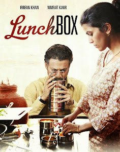 Poster Of Bollywood Movie The Lunchbox (2013) 300MB Compressed Small Size Pc Movie Free Download worldfree4u.com