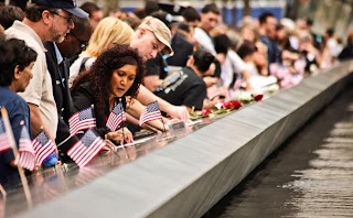 9/11 Memorial Picture - September 11th 2011