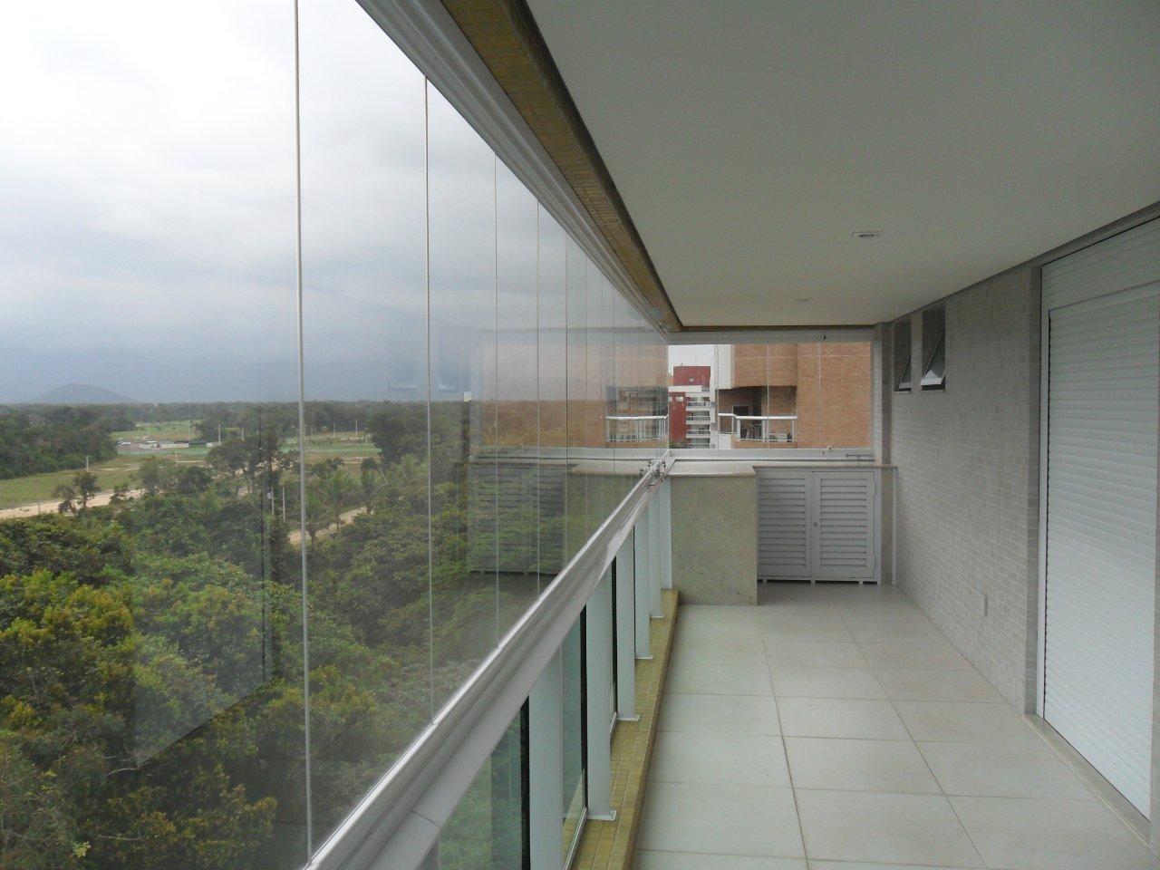 Imagens de #5D503C Envidraçamento de varandas com tecnologia de ponta utilizada na  1280x960 px 3526 Blindex Banheiro Salvador
