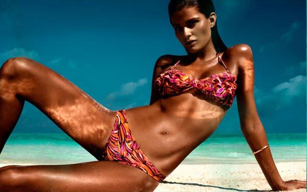 bikinis estampados
