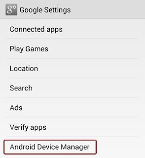 Cara Melacak HP Android Yang Hilang Terbaru