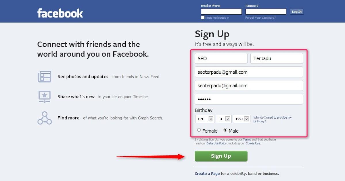 Cara Membuat 100 Akun Facebook Baru Cepat & Mudah
