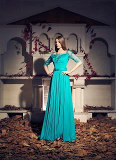 Beautiful Evening Dresses for Special Occasion by Tarek Sinno