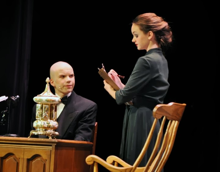 Warbucks and Grace