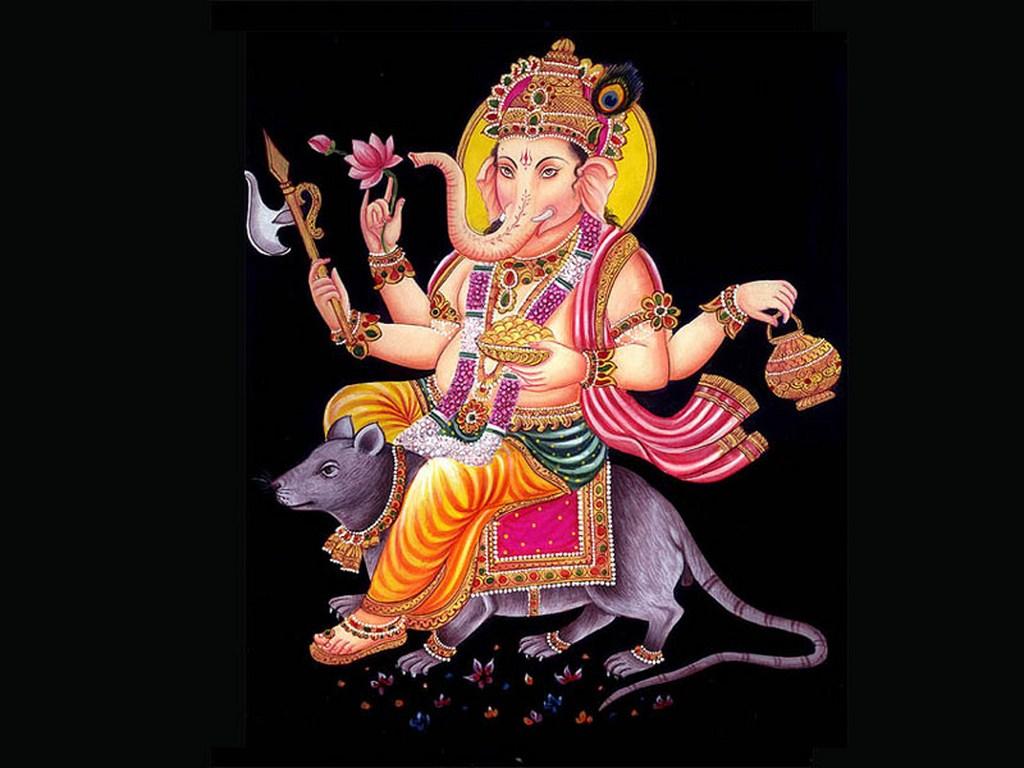 Happy Vinayaka Chavithi Beautiful Images Goddess God