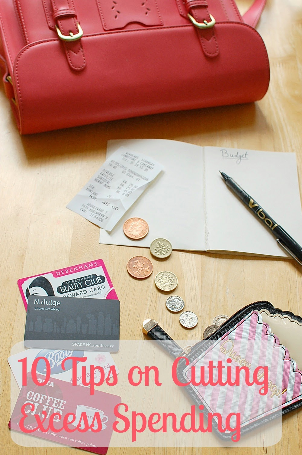 10 Tips on Cutting Excess Spending