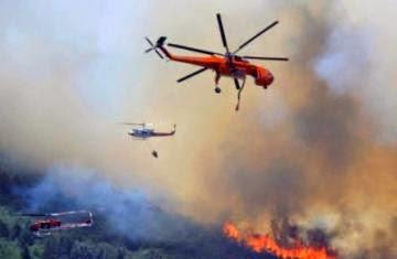 BNPB Galakkan Operasi Hujan Buatan Untuk Padamkan Titik Api
