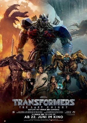 Transformers - O Último Cavaleiro Blu-Ray Torrent Download
