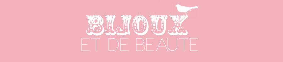 ♥ bijoux et de beauté