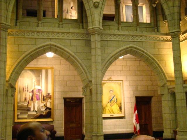 Parlamento de Ottawa. Canada