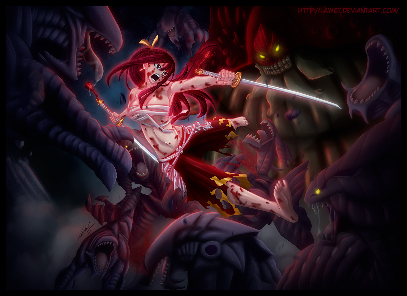 TruyenHay.Com - Ảnh 26 - Fairy Tail Chap 289