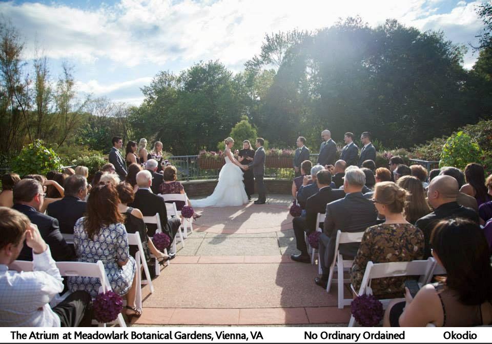 Venue: Atrium At Meadowlark Botanical Gardens