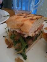 Juniors, sandwich, chicken, Dublin