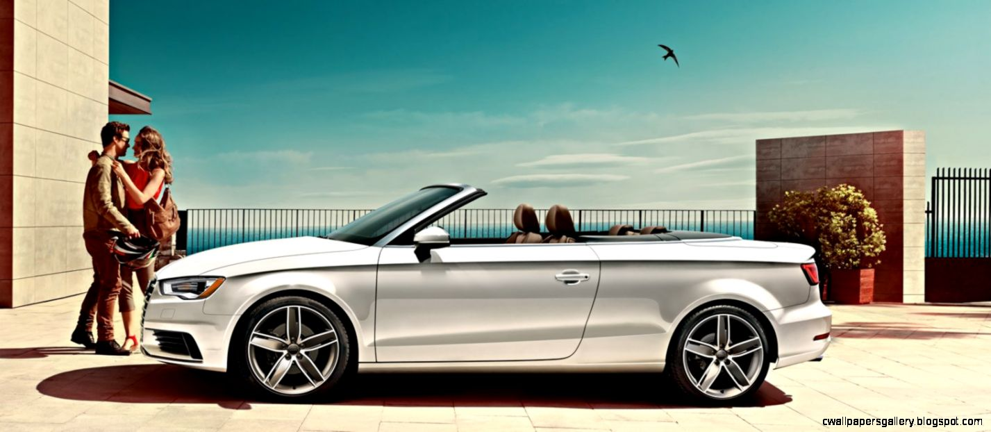 Audi A3 Convertible Luxury Sports Cars