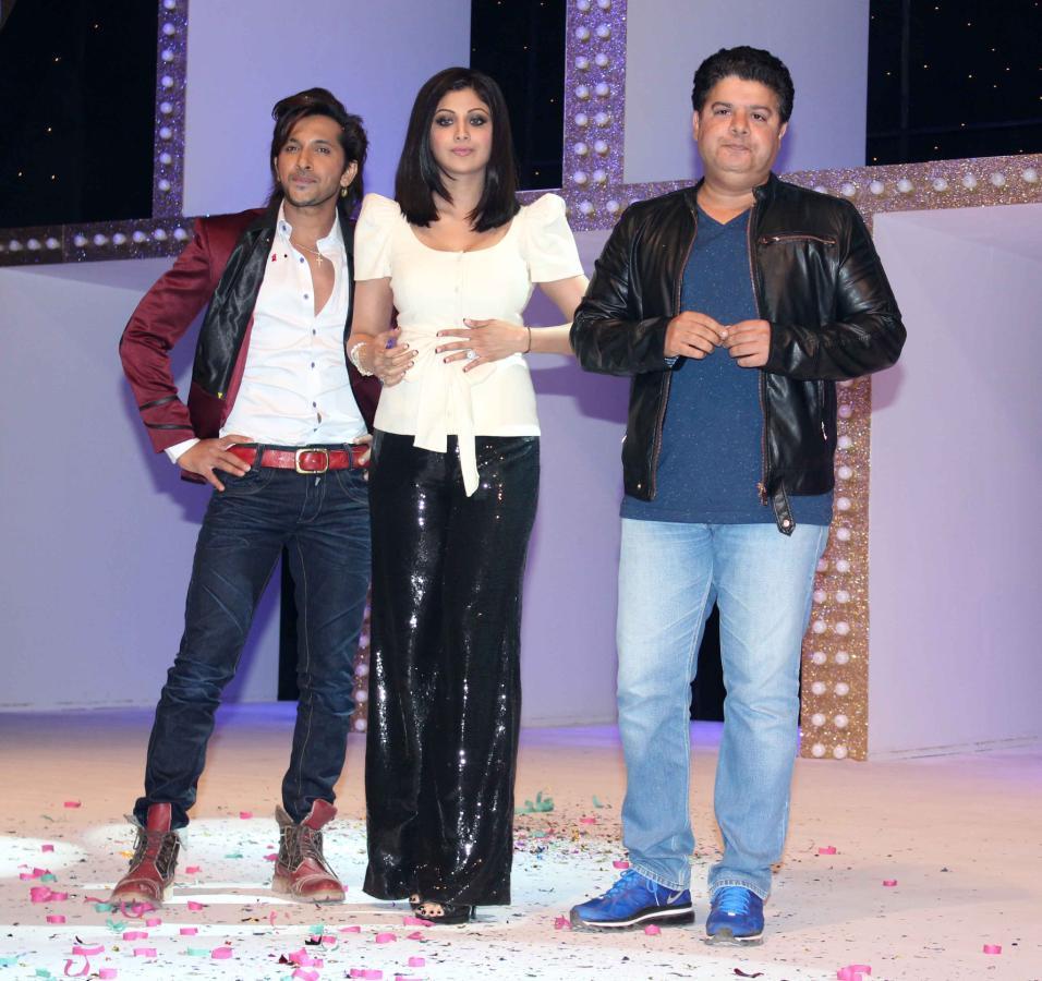 Shilpa Shetty at The Nach Baliye Launch Shilpa-Shetty-At-The-Nach-Baliye-Launch-13