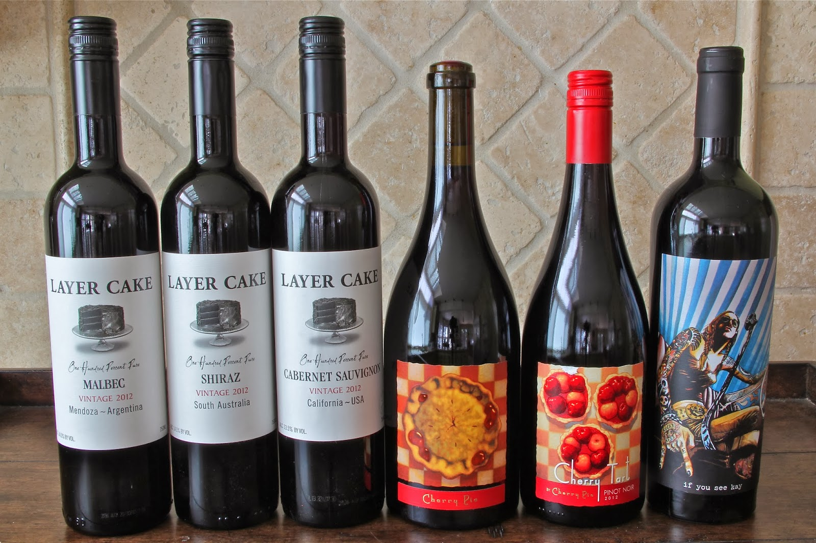 There Are All Sorts Of Cake And Pie Themed Wines On The Market These Days Like Those From Birthday Vineyards Cakebread Cellars