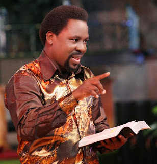 Prophet TB. Joshua Of Synagogue Predicts The Kidnap Of A President