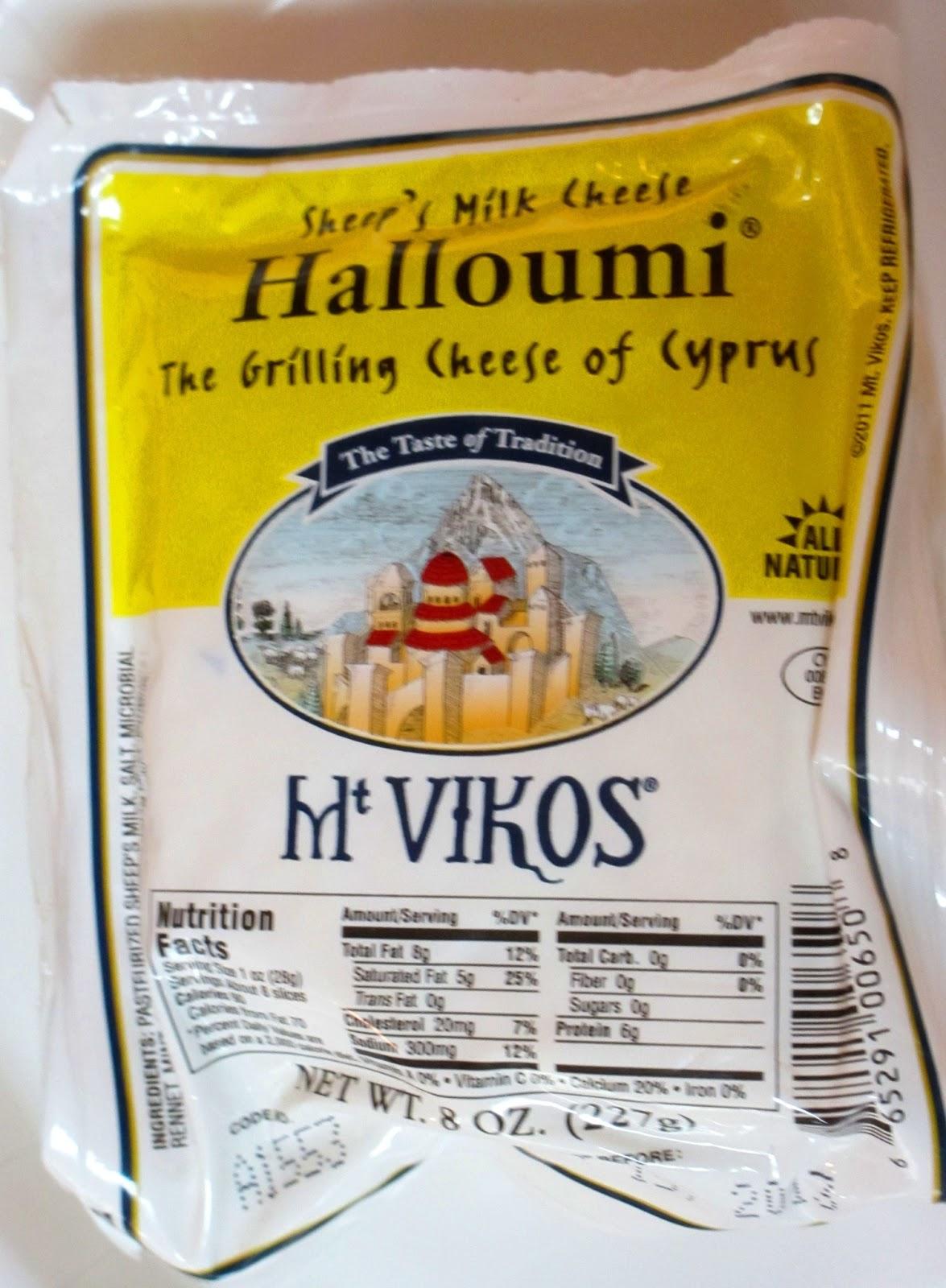 how to keep halloumi cheese