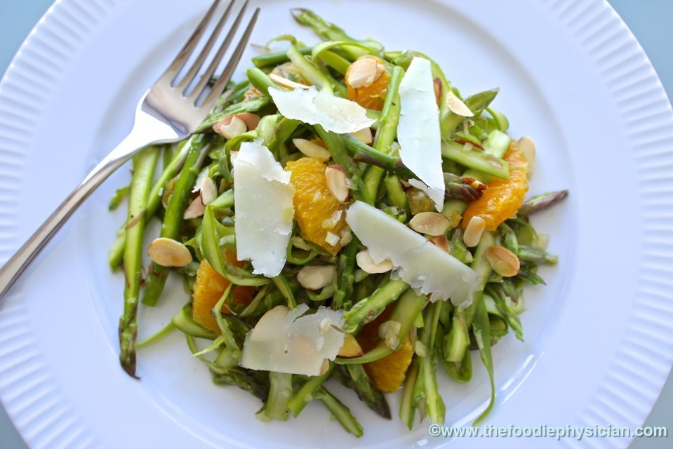 Watercress Salad With Manchego, Membrillo, And Almonds Recipe ...