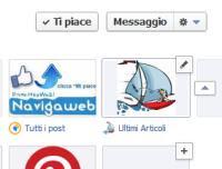 Creare scheda su pagina Facebook