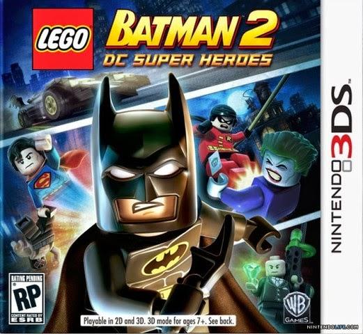 LEGO Batman 2 DC Super Heroes (Ingles) (Nintendo 3DS)
