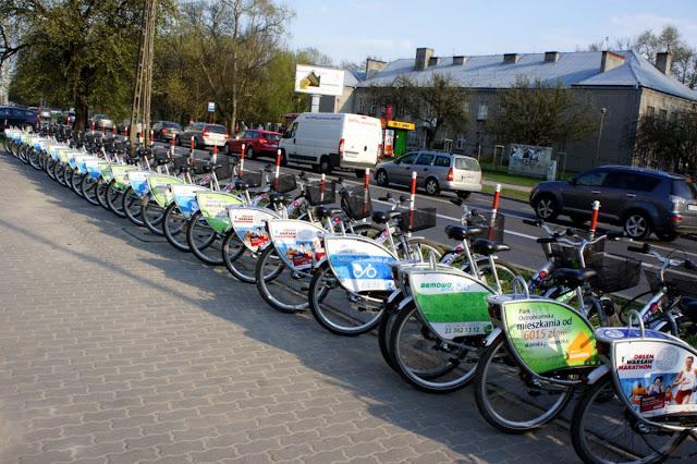 Verutilo wypożyczalnia rowerów w warszawie
