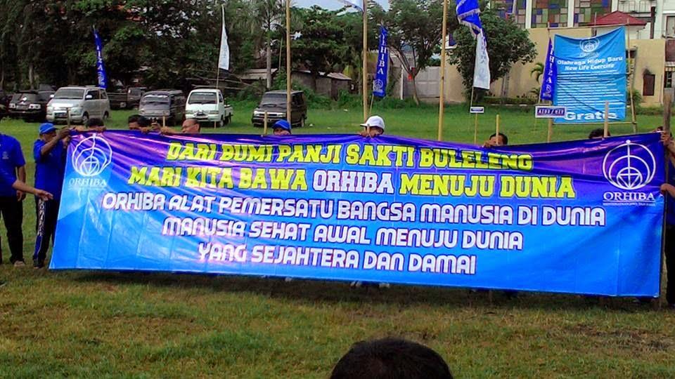 Pertemuan Besar Orhiba Seririt - 19 April 2015