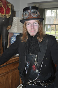 My Fabulous Steampunk Son