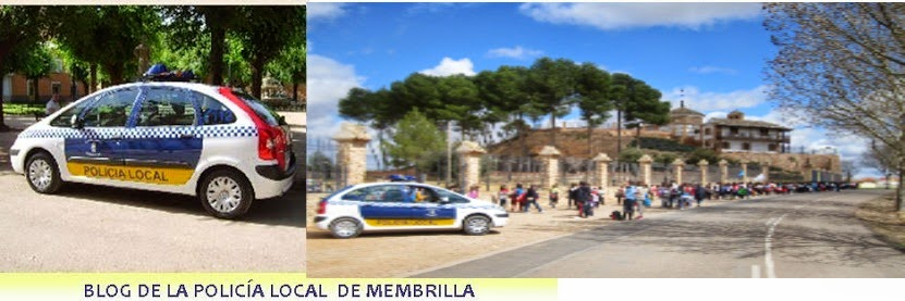 Policía Local Membrilla