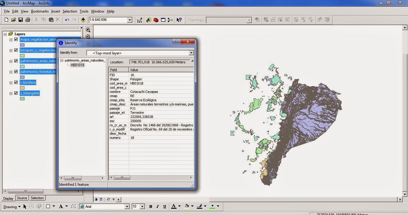 Mapas Planos Cartas Topogrficas Ecuador